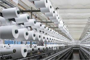 indústria tèxtil